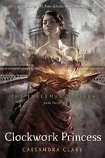 Clockwork Princess by Cassandra Clare (Paperback, 2013)