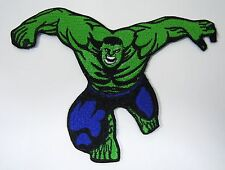 """THE INCREDIBLE HULK Super Hero Embroidered Iron-On Patch - 3.5"""" -  High Quality"""