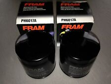 """NOS/BLEM"" Fram PH6017A Motorcycle Marine ATV Oil Filter SET(2 TWO) fits HONDA"