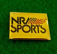 Vintage NRA Sports National Rifle Association Collectible Pin