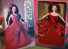 BARBIE SOCIETY STYLE COLLECTION LIMITED EDITION RADIANT ROSE BARBIE DOLL