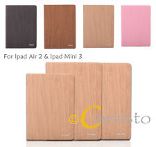 Beeanr Apple Ipad Mini 4 Leather Flip Cover Case Protective Bag