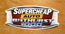 Supercheap Auto Bathurst 1000 Australian Car Race Motorsport Sticker / Decal