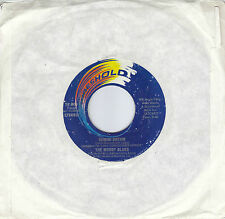 THE MOODY BLUES  Gemini Dream / Painted Smile  45 from 1981