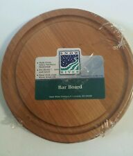 """BAR BOARD BY SNOW RIVER 7"""" BOARD FOR SLICING LEMONS & LIMES! BAR TOOL MUST HAVE!"""