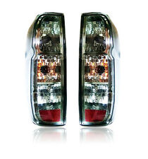 TAIL LIGHT LAMP REAR SMOKE BLACK LEN FIT NISSAN FRONTIER NAVARA D40 05-13