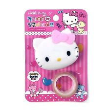 Sanrio Hello Kitty Face Shaped Tape Dispenser with Extra Refill : Pink