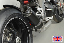 Speed Triple 2016+ SP Diabolus Satin Black Round 3-1 Carbon Outlet XLS Exhaust