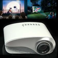 Multimedia Portable Mini LED Projector Home Theater Cinema HDMI/SD/USB/VGA/AV/TV