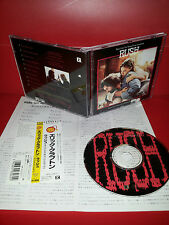 CD RUSH - MUSIC FROM THE MOTION PICTURE SOUNDTRACK - CLAPTON - JAPAN - WPCR-326