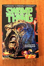 "SWAMP THING: VOLUME 2 TPB ""DARKER GENESIS"" MARK MILLAR DC/VERTIGO COMICS NM"