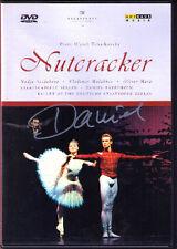 DVD Daniel BARENBOIM Signed TCHAIKOVSKY THE NUTCRACKER Malakhov Der Nussknacker