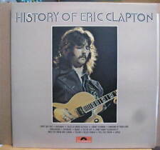 ERIC CLAPTON The History of...2LP set POLYDOR UK pressing