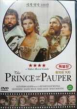 The Prince and the Pauper - Oliver Reed Raquel Welch Mark Lester (NEW) Classic