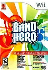 Band Hero featuring Taylor Swift - Stand Alone Software - Nintendo Wii Activisi