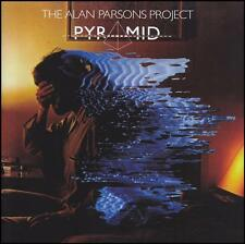 ALAN PARSONS PROJECT - PYRAMID CD w/BONUS Tracks ~ WHAT GOES UP + THE 70's *NEW*