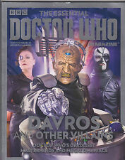 Davros and Other Villians: The Essential Dr Doctor Who Magazine. %forCharity Do!