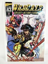 Comic Book - WILDCATS #69 Ace Edition /  Wizard #15 - Charest Clear Cover