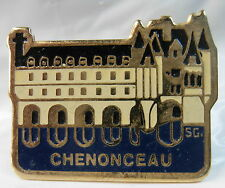 Chateau de Chenonceau used Hat Lapel Pin Tie Tac HP1096