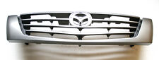 Mazda B2500 Pickup 2.5TD Front Radiator Grille Grey (02-06) Double Cab **NEW**