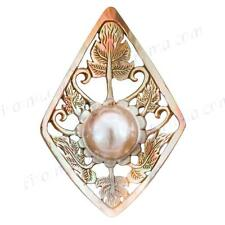 "3"" MABE PEARL IN MOTHER OF PEARL SHELL DRILLED CABOCHON pearl"