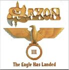 SAXON THE EAGLE HAS LANDED PART III SEALED 2 CD SET NEW 3