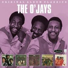 The O'Jays - Original Album Classics *5 CD*NEU*