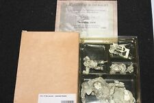 Warhammer 2004 Troll vs Dwarf Slayer Limited Edition Staff Gift Diorama NIB Mint