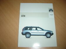 CATALOGUE Volvo XC90 de 2004 Norvège