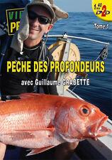 DVD Pêche des profondeurs : Treuils, Alvey - Vidéo Pêche - Peche Mer