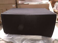 "18"" Double SUBWOOFER Speakers Woofer Sub w/ Box.DJ.PA.BASS.Pro Audio.Sound"