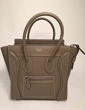Celine Micro Bag - Souris - Brand New!