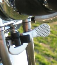 HONDA MOTORCYCLE THROTTLE LOCK LEVER - POOR SIMPLE MAN'S CRUISE CONTROL KIT
