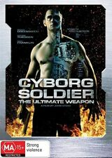 Cyborg Soldier: The Ultimate Weapon NEW R4 DVD