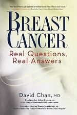 Breast Cancer: Real Questions, Real Answers David Chan Paperback