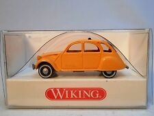 "Wiking 809 0821 1:87 ""Citröen 2 CV ""  in OVP (T15)"