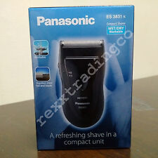 ***NEW*** PANASONIC ES3831 Compact Travel Battery Shaver Razor
