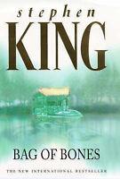 Bag of Bones Stephen King Very Good Book