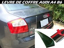 AUDI A4 B6 01-05 LAME COFFRE SPOILER BECQUET LEVRE AILERON RS4  sline quattro S4