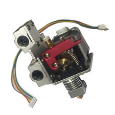 Extruder 0.4mm Nozzle with Stepper Motor Hotend X Axis Carriage for RepRap Prusa