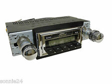 1968-1977 FORD BRONCO RADIO IPOD XM MP3 200 Watt Aux Custom Autosound 230