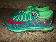 Nike KD VI 6 Elite Men's Shoes Turbo Green/Pink-Nightshield-Lucid Size 11