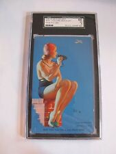 Mutoscope Vintage 1940's Pin Up Artist Boy, You Can See A Lot From Here SGC 60EX