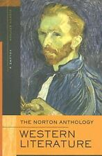 The Norton Anthology of Western Literature, Volume 2 by