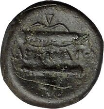 Alexander III the Great as Hercules 336BC Ancient Greek Coin Bow Club i47353