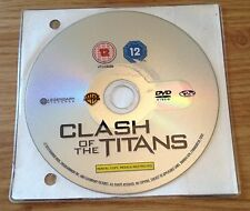 DVD: CLASH OF THE TITANS - Rated 12