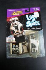 Lost in Space B9 Robot on Card with film clip Number 19 Johnny Lightning