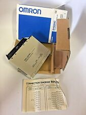 OMRON  OUTPUT MODULE PLC 100-240VAC 1.2A 4A C200H-0A223 NEW IN THE BOX!