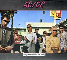 Dirty Deeds Done Dirt Cheap - Ac/Dc (2003, CD NEU) Remastered