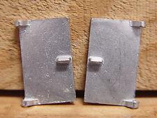 DINKY TOYS NO.923 BIG BEDFORD REAR DOORS - 1 PAIR
